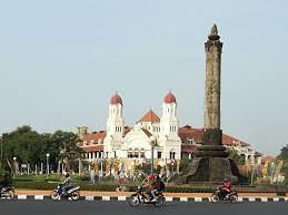 Sejarah Tugu Muda dan pertempuran 5 hari di Semarang