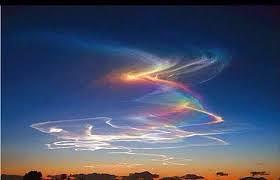 6 cahaya aneh di langit