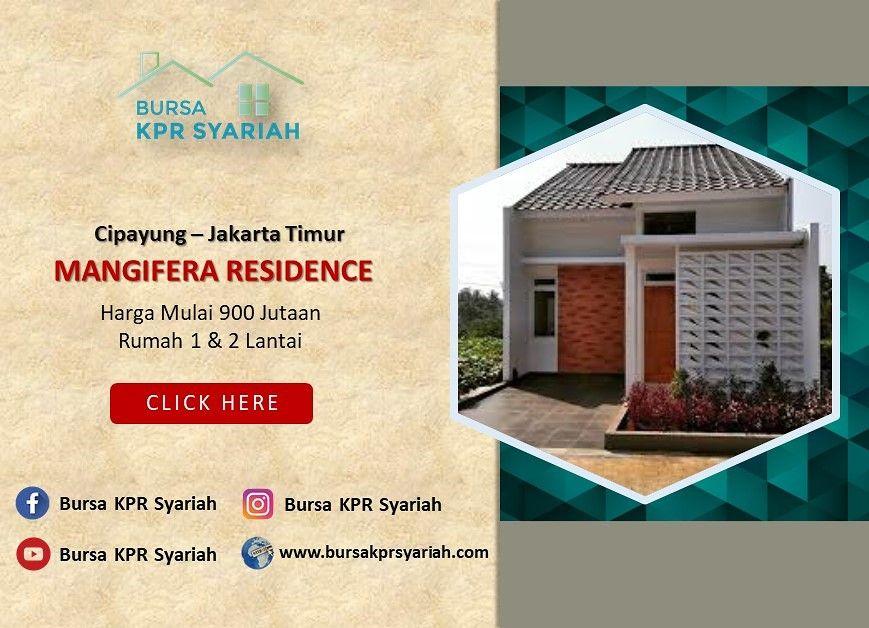 Rumah Minimalis Jakarta - Mangifera Residence Cipayung