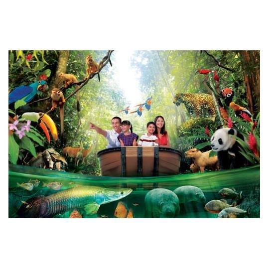Tiket River Safari Singapore