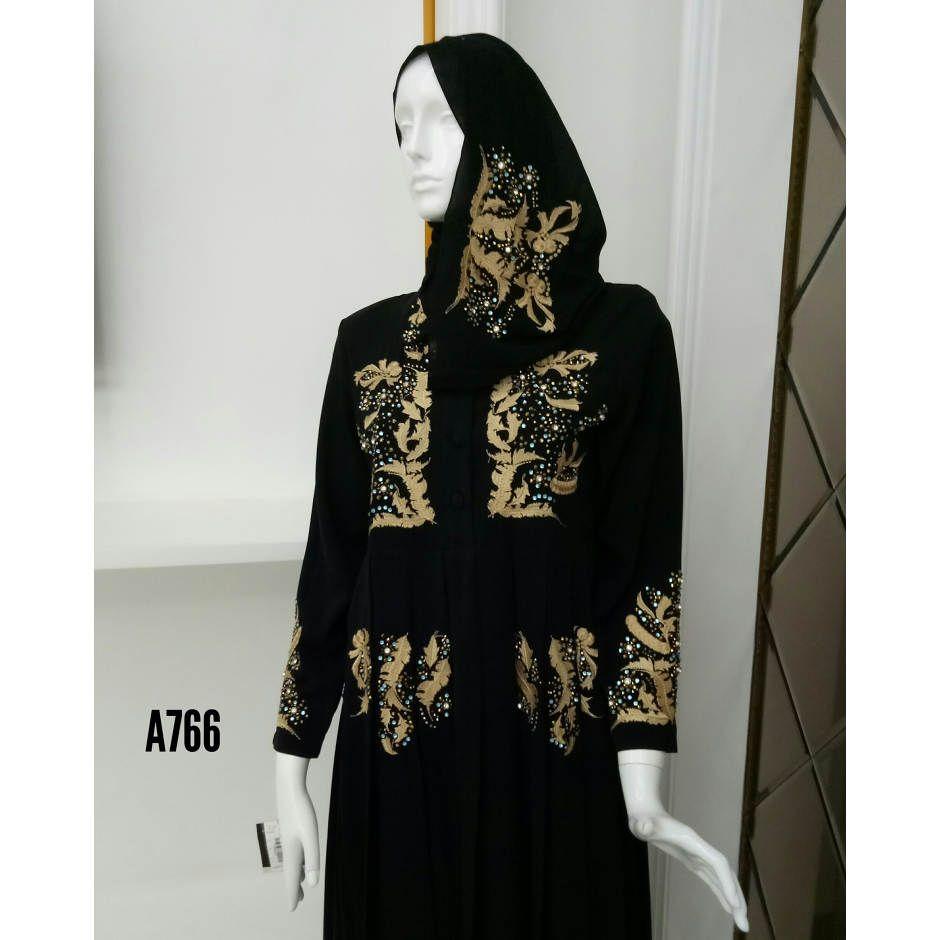 Abaya Hikmat - A766