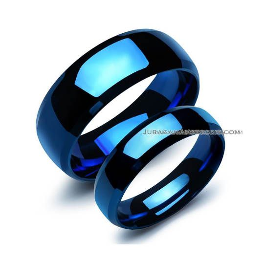 Cincin Couple Titanium R70