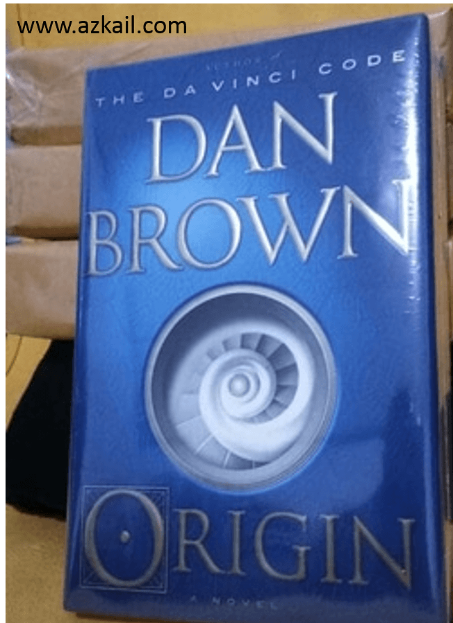 Resensi Novel Origin-nya Dan Brown