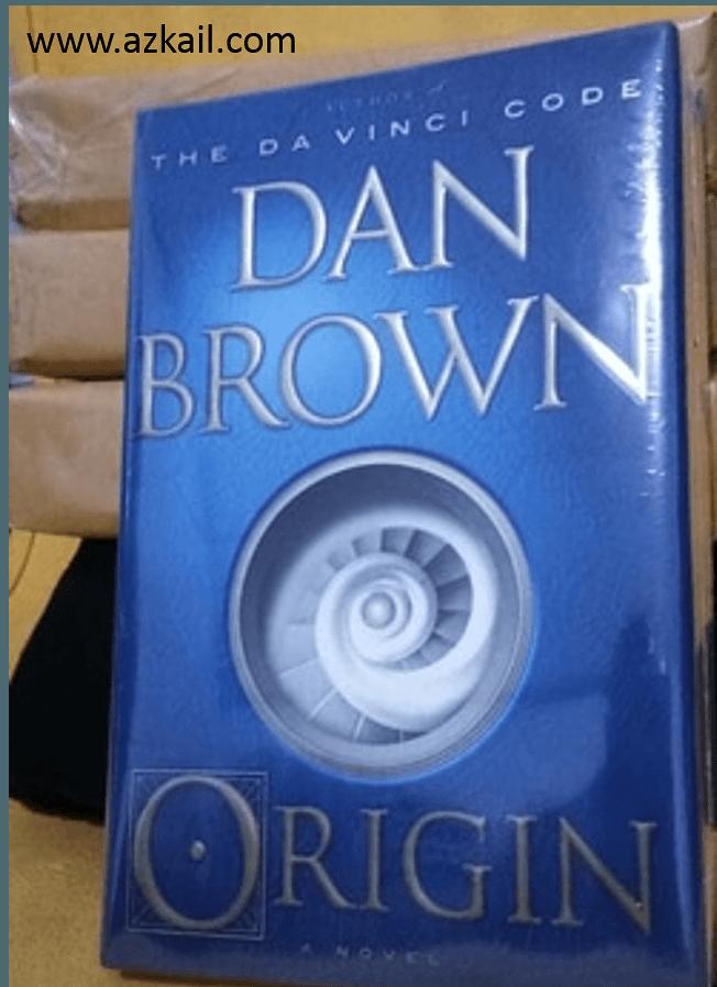 Resensi Novel Origin-nya Dan Brown