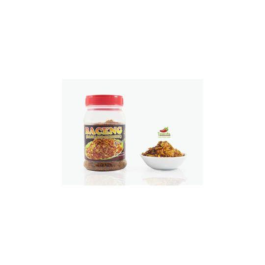 Paket 4pcs Baceng Bawang Goreng Cengek Pedas Ceu Kokom