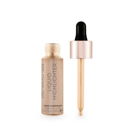 Makeup Revolution Liquid Highlighter 'Champagne'