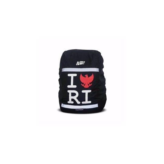 FREE KAOS KAKI : Cover Bag (Pelindung Tas) Warna Hitam