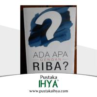 Buku ADA APA DENGAN RIBA?