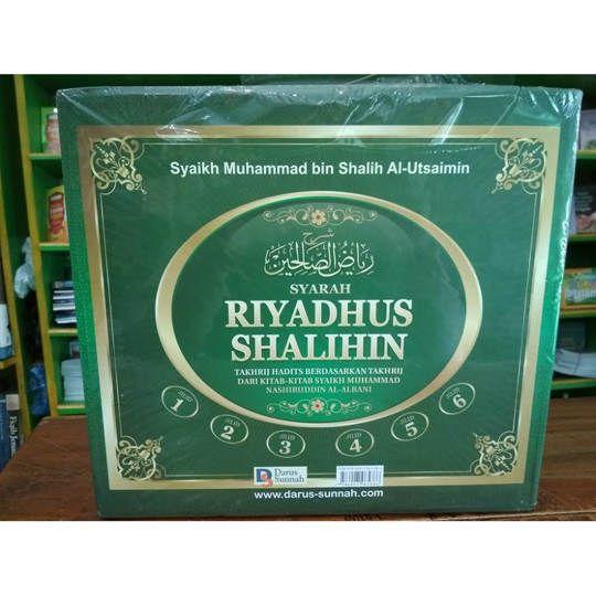 buku SYARAH RIYADHUS SHALIHIN