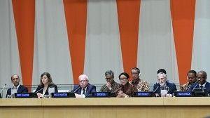 Indonesia Serukan Penghentian Segera Pembangunan Pemukiman Ilegal Israel di Palestina