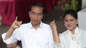 Presiden Sampaikan Ucapan Duka Cita Untuk Petugas KPPS Yang Wafat
