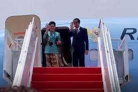 Bertolak ke Surabaya, Presiden Akan Pimpin Ratas dan Tinjau Kapal Selam Alugoro