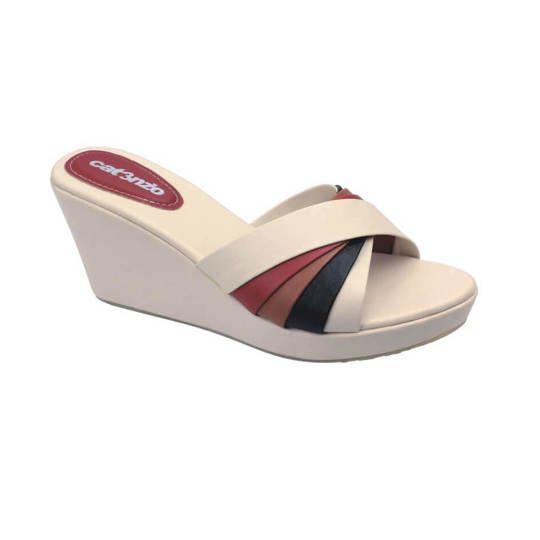 Sandal terbaru wanita | Wedges | Sendal | Catenzo | asli 18233