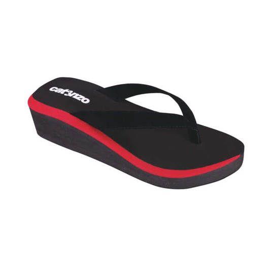 Sandal terbaru wanita   Sandal branded   Wedges   Sendal   Catenzo   asli 18312