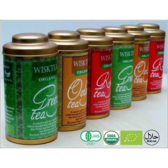 Wisk Tea 150gr