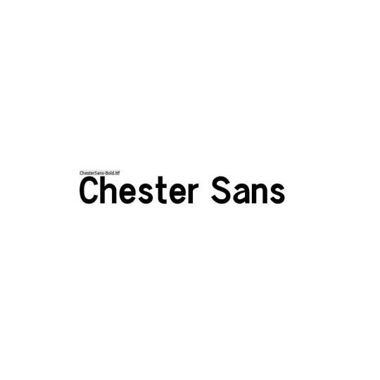 Chester Sans - Boris Garic