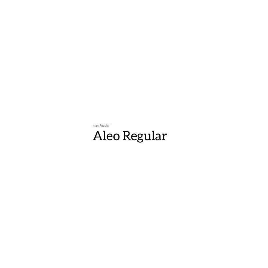 Aleo - Allesio Laiso