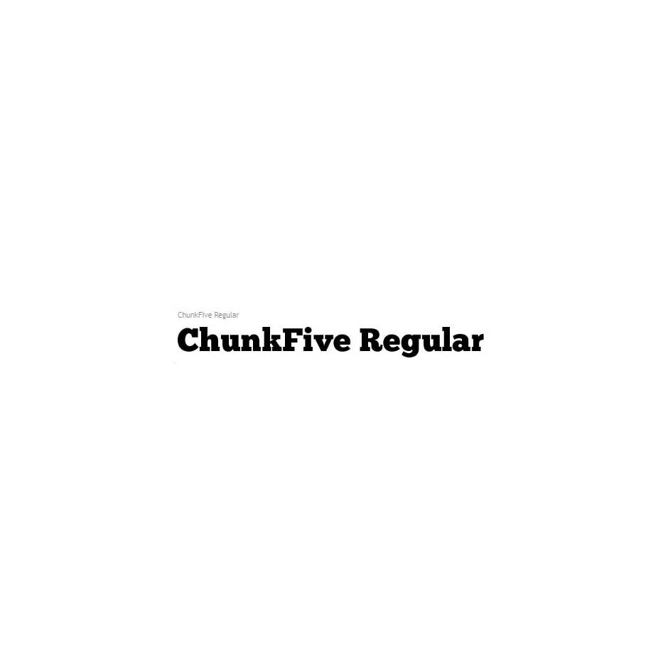 Chunk Five - The League of Moveable Type