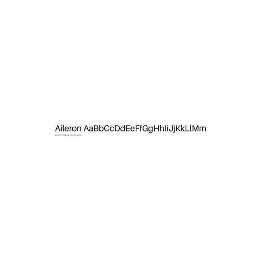 Aileron - Dot Colon