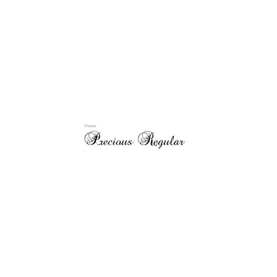 Precious Font - BoltCutterDesign