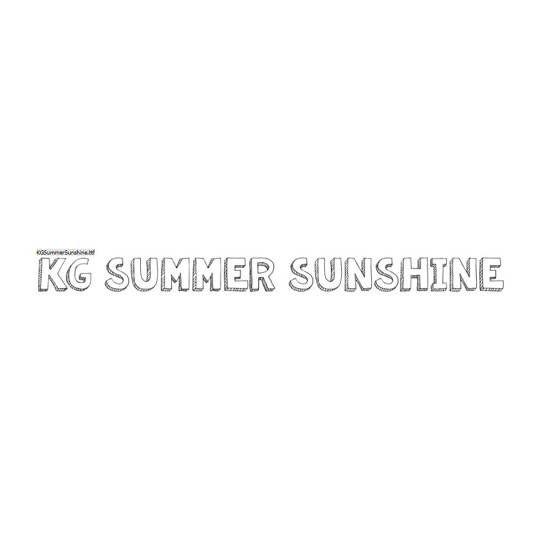 KG Summer Sunshine - Kimberly Geswein