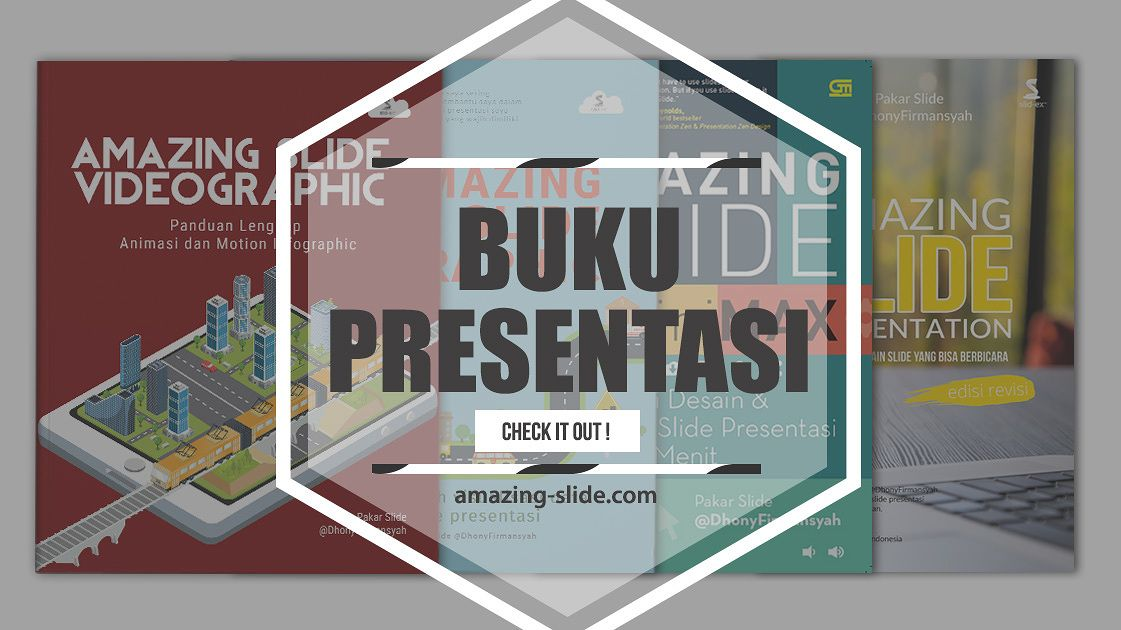 Buku Amazing Slide Videographic