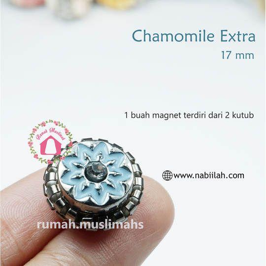 Bros magnet turki CHAMOMILE EXTRA 17 mm