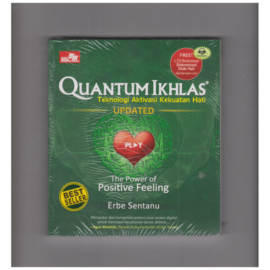 Quantum Ikhlas Updated + cd