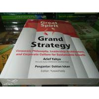 GREAT SPIRIT, GRAND STRATEGY