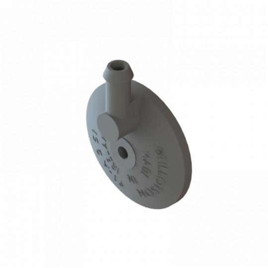 R-1017 FUEL STRAINER COVER