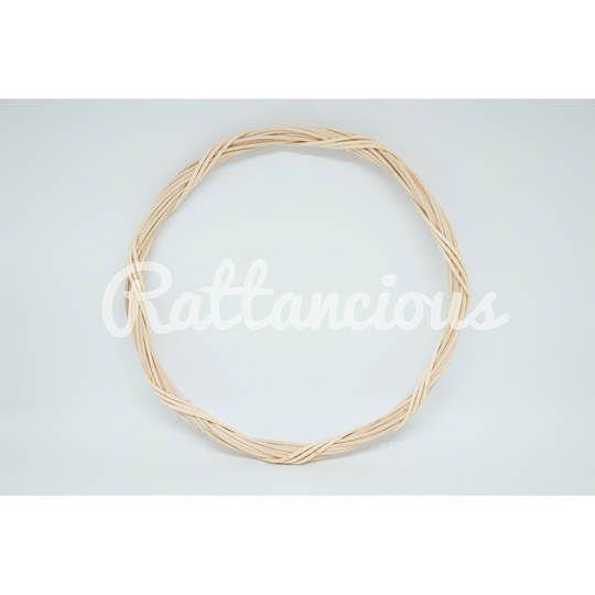 Ring Rotan Kecil Semi Diameter 25cm