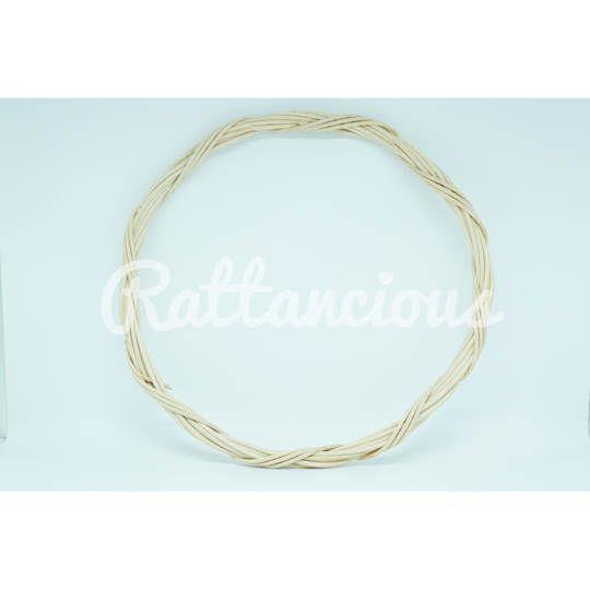 Ring Rotan Kecil Semi Diameter 30cm