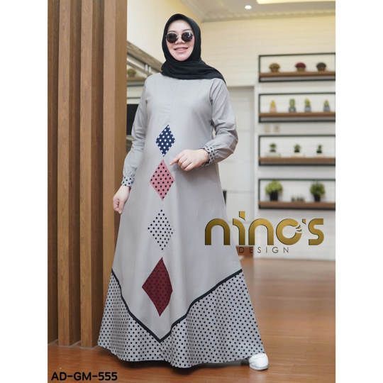 DRESS 555 ORIGINAL BY NINOS