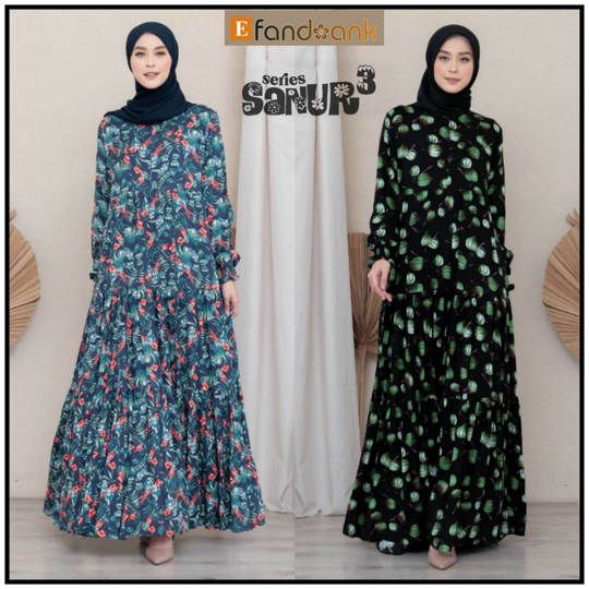 DRESS SANUR 3 ORIGINAL BY FANDOANK
