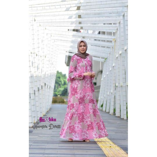 DRESS NAMIRA ORIGINAL BY HIJABKU