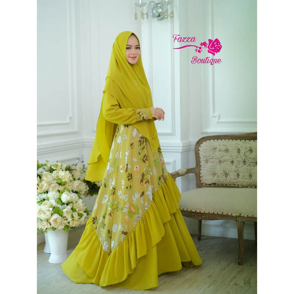 SYARI OLIVIA ORIGINAL FAZZA BOUTIQUE