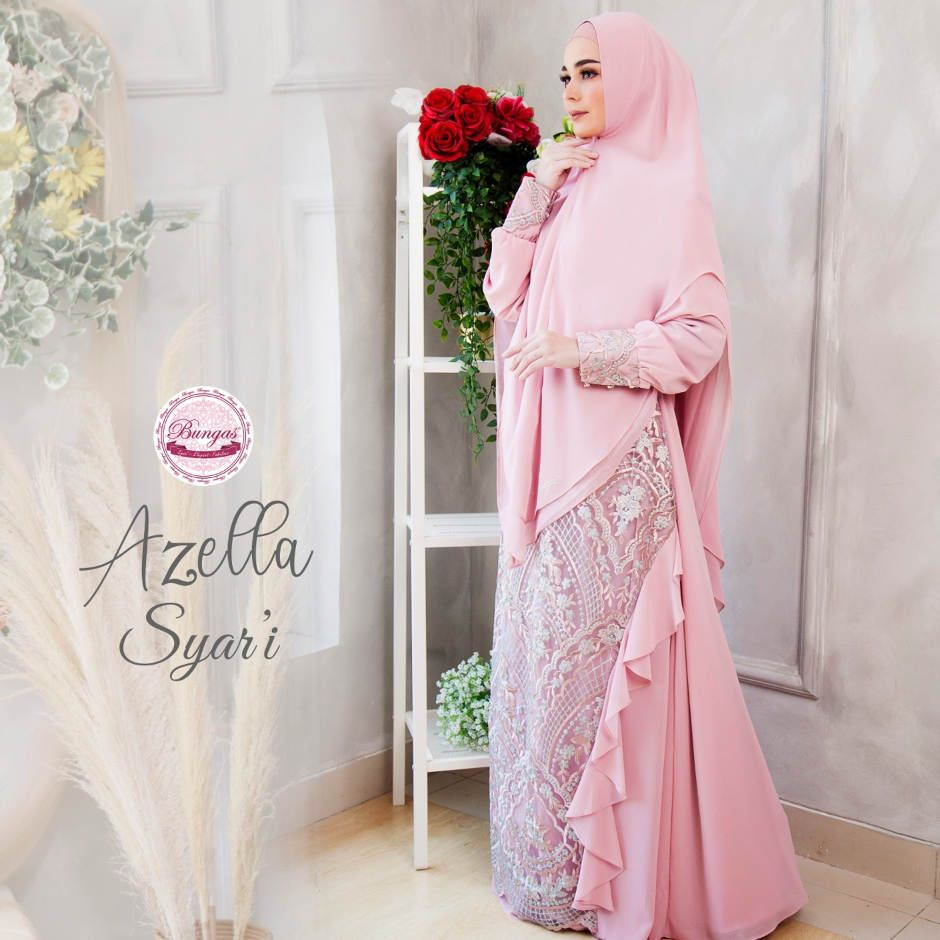 SYARI AZELLA ORIGINAL BUNGAS FASHION