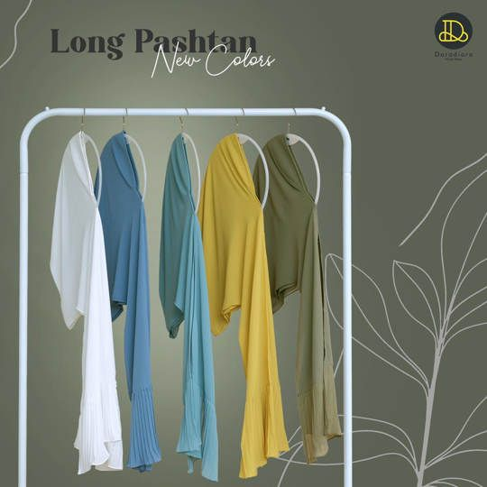 LONG PASHTAN ORIGINAL DARADIORA