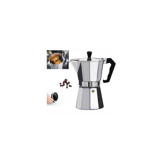 OneTwoCups Espresso Coffee Maker Moka Pot Teko Filter - JF112