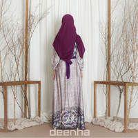 Deenha Dress Purple