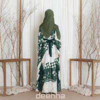 Armanik Silk Series Green