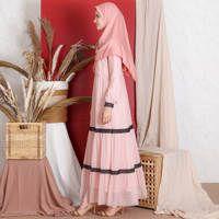 Dennha Dress Pink