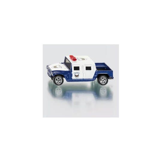 Miniatur Diecast Mobil Polisi AS - Hummer Canyon H1 US State Police