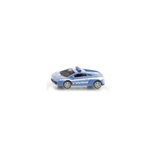 Miniatur Diecast Mobil Polisi Italia - Lamborghini Gallardo