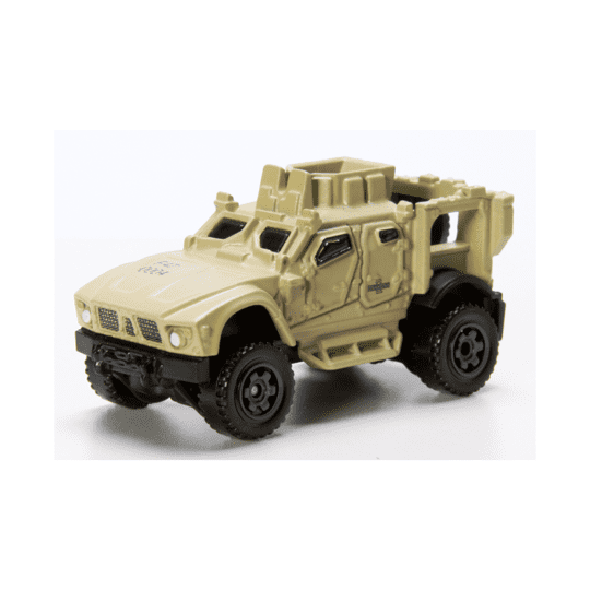 Miniatur Jeep Militer Oshkosh Defense M-ATV
