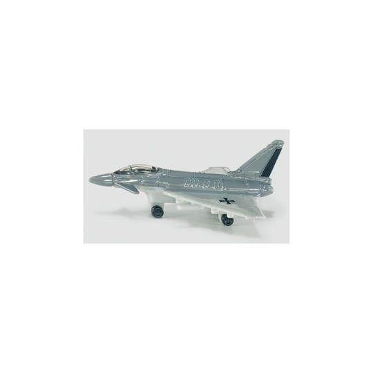 Diecast Miniatur Pesawat Tempur Eurofighter Typhoon