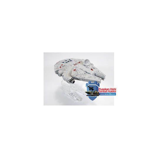 Miniatur Diecast Pesawat Millenium Falcon Star Wars