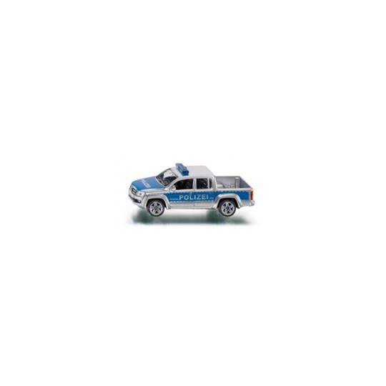 Miniatur Diecast Mobil Polisi Jerman