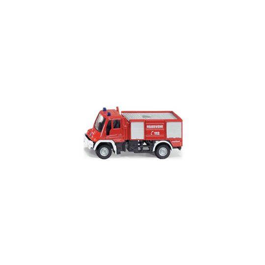 Miniatur Mobil Pemadam Kebakaran UNIMOG