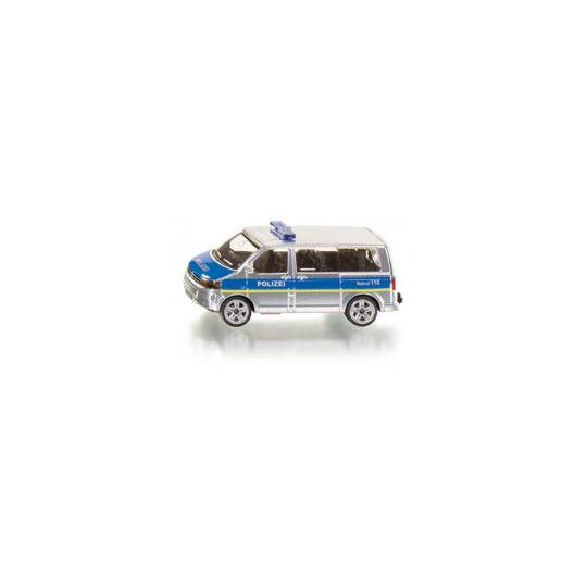 Miniatur Mobil Polisi Jerman Van VW